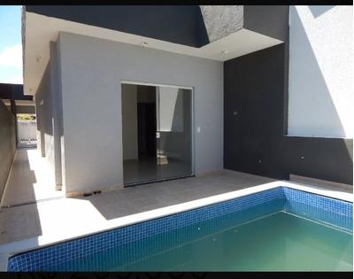 Casa 135m2 Totais Parcelas + Entrada Com Um Super Desconto