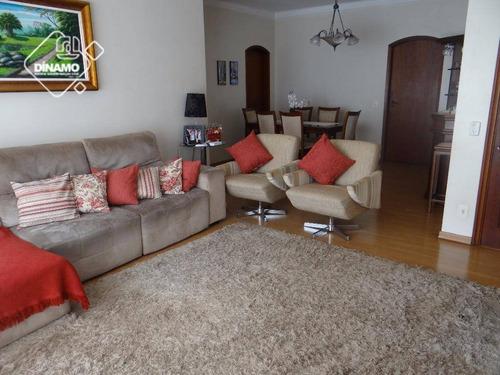 Apartamento Com 3 Dormitórios À Venda, Higienópolis - Ribeirão Preto/sp - Ap2372