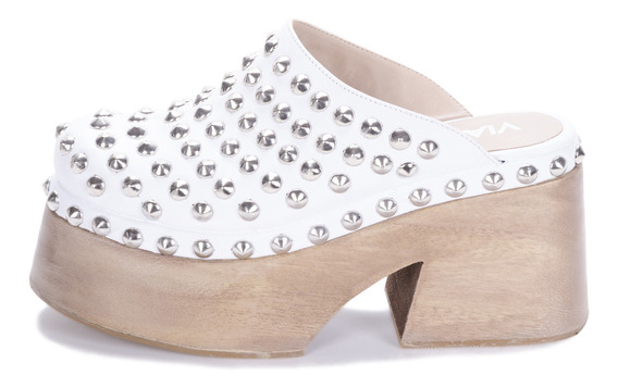 Zapato Mujer Basila Blanco Viamo