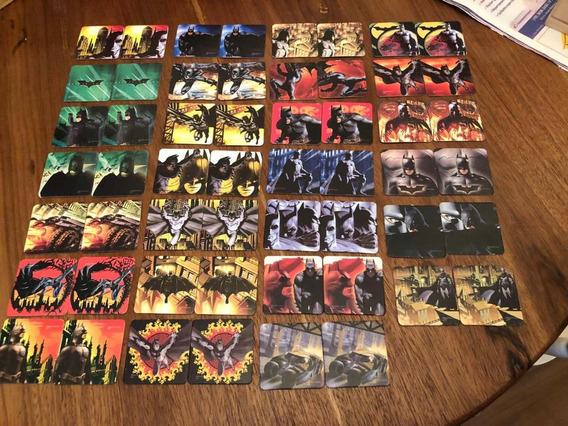 Jogo Da Memória 81 Cartas Batman Dc Comics Anos 90