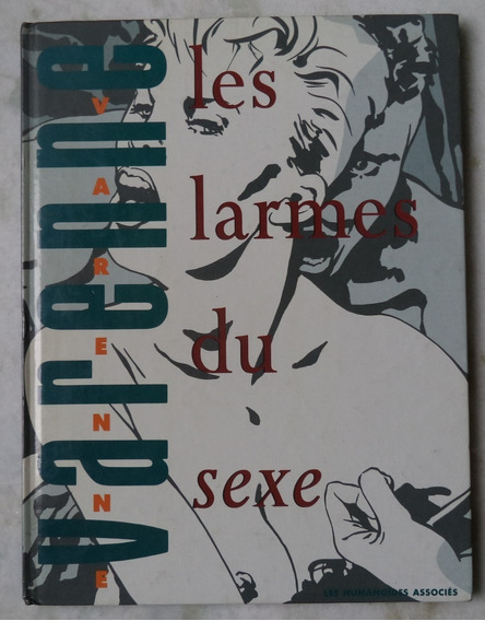 Hq Erótica Les Larmes Du Sexe Varenne Em Francês Capa Dura