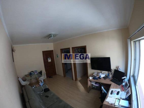 Apartamento À Venda, 62 M² Por R$ 330.000 - Centro - Campinas/sp - Ap3949
