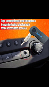Adaptador Bluetooth (som Automotivo,residência)