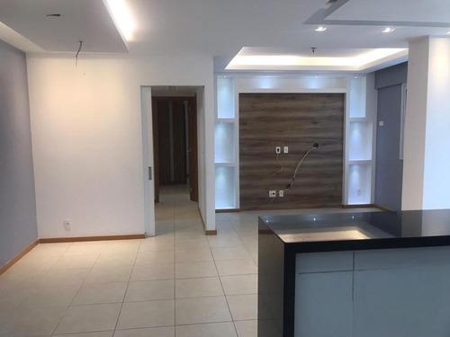 Apartamento Com 3 Dormitórios À Venda, 97 M² - Santa Rosa - Niterói/rj - Ap5919