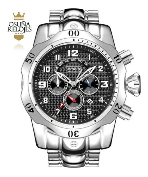 Relógio Masculino Luxo Pesado Esporte Pronta Entrega