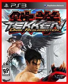 Tekken 5 Dark Resurrection Ps3 Código Psn