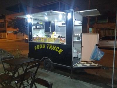 Food Truck Ou Trailers Na Porta De Casa