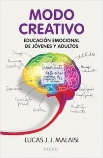 Modo Creativo - Lucas Malaisi - Paidos - Libro Nuevo