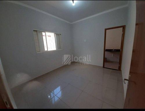 Imagem 1 de 8 de Casa Com 3 Dormitórios À Venda, 82 M² Por R$ 340.000 - Vila Cassini - São José Do Rio Preto/sp - Ca2817