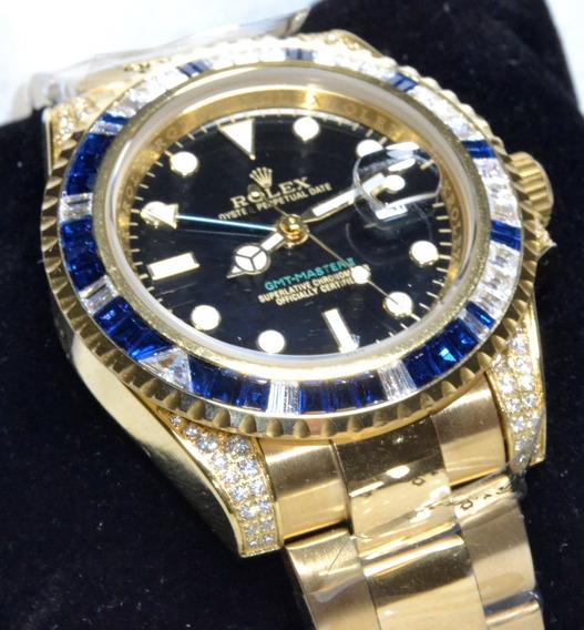 Rolex Gmt-master Ii Diamantes
