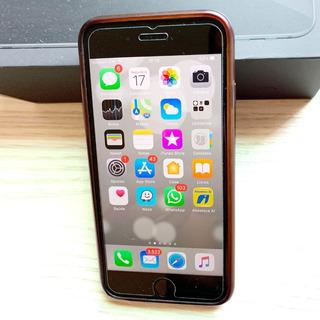 Celular iPhone 8 256 Gb Cinza Semi-novo