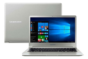 Notebook Samsung Style S50 Core I7-7500u 8gb 256gb Ssd W.10