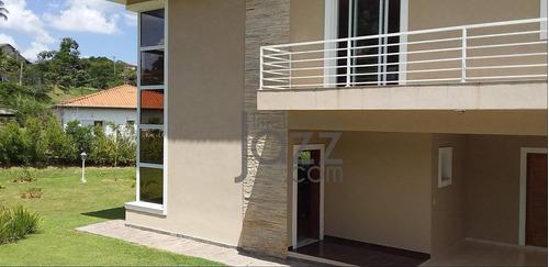 Chácara Com 3 Dormitórios À Venda, 1500 M² Por R$ 1.900.000,00 - Ville Chamonix - Itatiba/sp - Ch0477