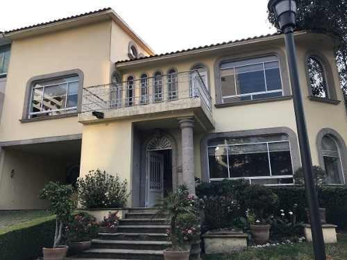 Casa En Venta Dentro De Fraccionamiento, Villa Florence, Interlomas.