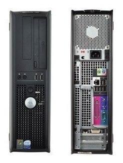 Cpu Dell Optplex 755 Core 2 Quad 3.0 6gb Hd 80 #maisbarato