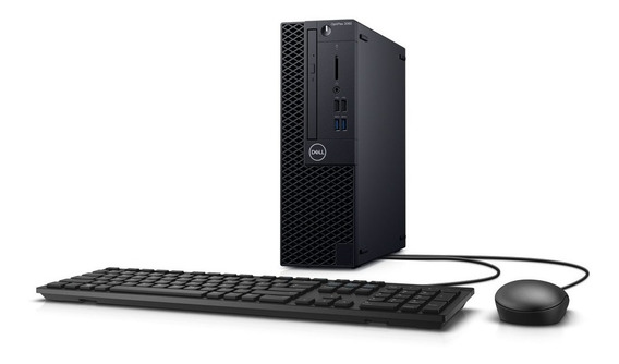 Computador Optiplex 3070 Sff Intel Core I3 4gb 500gb Linux