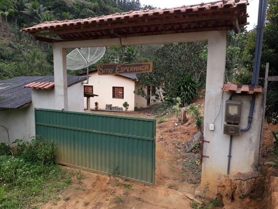 Sitio De 05 Hectares, Em Ribeiro Limpo, Santa Leopoldina Es