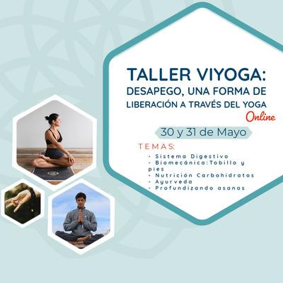 Taller Online Vinyasa Yoga