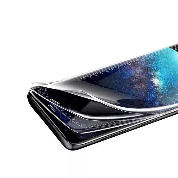 Película Para Galaxy Note 9 Gel Hydrogel Tela Curva Rock