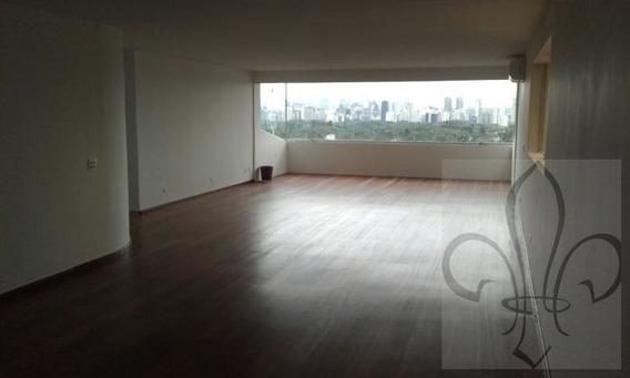 Apartamento Para Locação Cerqueira César, 4 Dormitórios, 1 Suíte, 2 Banheiros, 3 Vagas, Área 300m²! - Ze27620