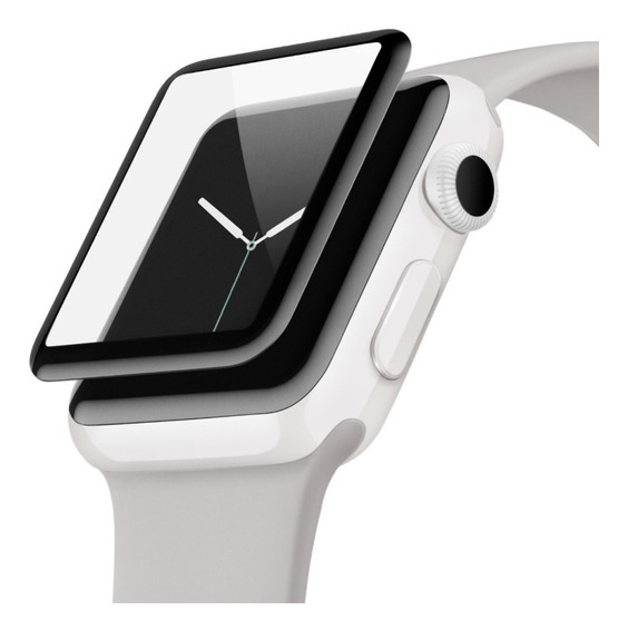 Lamina Invisiglass Para Apple Watch 42 Mm Serie 2 Y 3 Belkin