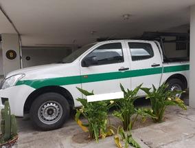 Camioneta Dmax Alquiler