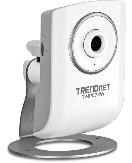 Cámara Ip Trendnet Tv-ip572w Wifi N Megapixel Hd Zoom 4x