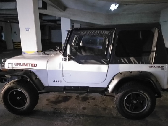 Vendo Mi Jeep Wrangler En Optimas Condiciones Full Extras