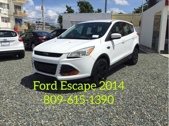 Ford Escape 2014 Clean Carfax