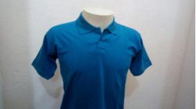 Camisa Polo Pique Tam.p S/ Bolso