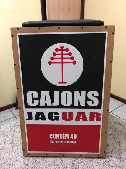 Cajon Elétrico Jaguar
