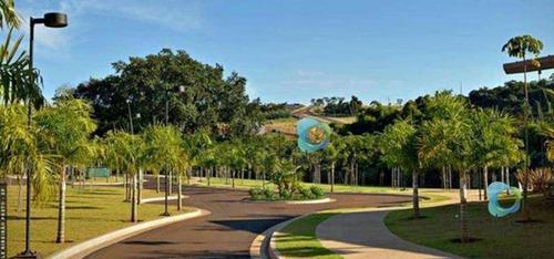 Terreno À Venda, 1270 M² Por R$ 1.900.000,00 - Alphaville - Ribeirão Preto/sp - Te1519
