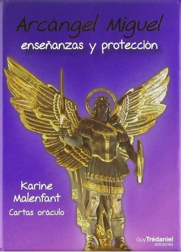 Arcángel Miguel (44 Cartas Oráculo + Guía) - Malenfant