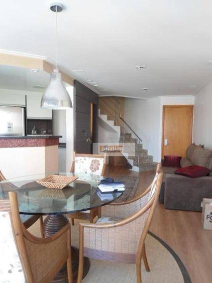 Apartamento Residencial À Venda, Jardim, Santo André. - Ap1215