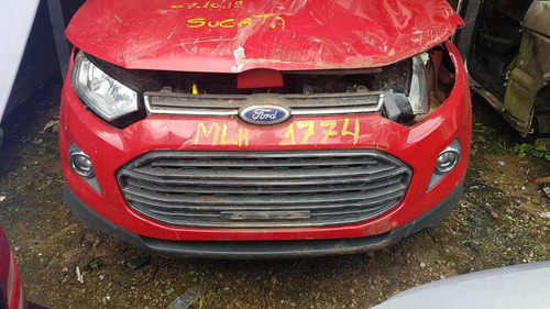 Ford Ecosport 2014 Airbag Motor Câmbio Motor Sucata