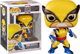 Funko Pop - Spiderman - Capitan America - Wolverine - X Men