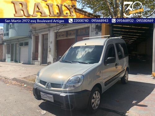 Renault Kangoo Rural 5 Pasajeros Financiamos 100%