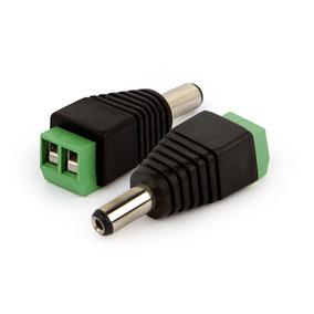 Conector Plug P4 Macho Com Borne