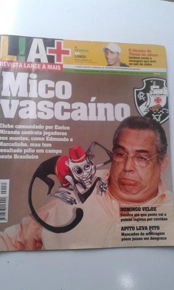 Revista - Lance A Mais 151 - Mico Vascaíno