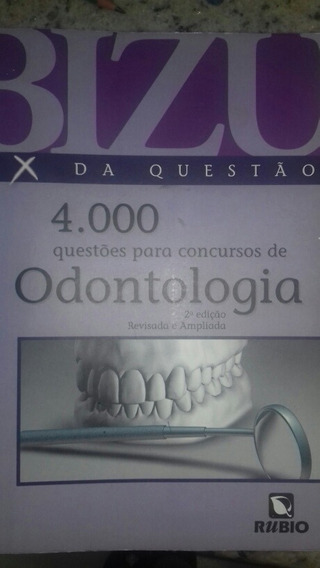 4.000 Questoes Concurso Odontologia
