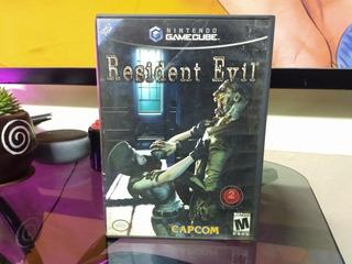 Resident Evil Game Cube