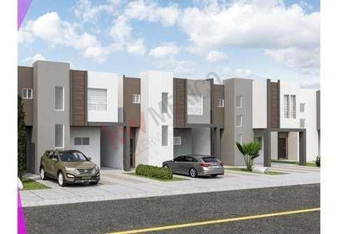 Casa A La Venta En Fraccionamiento Residencial Zona Plaza Sendero