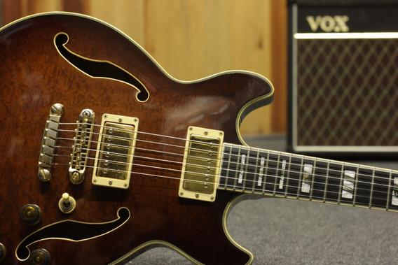 Guitarra Semi Acústica Ibanez Am200 Artstar Guitarra Rara