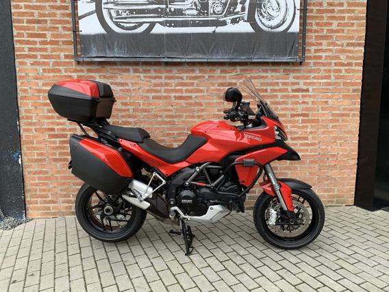 Ducati Multstrada 1200 S Touring 2013 Impecavel