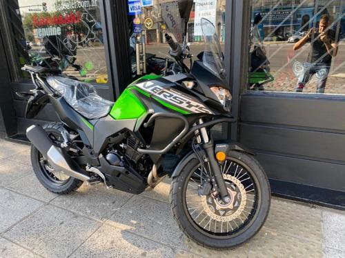 Kawasaki Versys 300 Abs Verde 2021 Cordasco Cycle Center