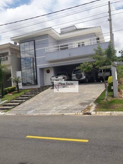Sobrado Com 4 Dormitórios À Venda, 275 M² Por R$ 1.200.000 - Condomínio Bosque Dos Cambarás - Valinhos/sp - So0628