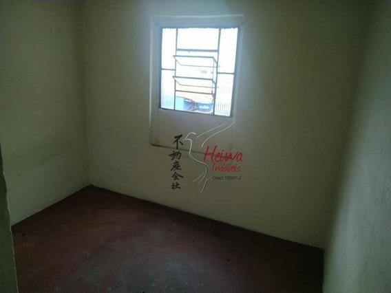 Casa Com 1 Dormitório Para Alugar, 25 M² Por R$ 300/mês - Jardim Santo Elias - São Paulo/sp - Ca0981
