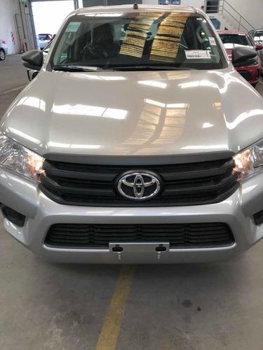 Toyota Hilux 2021 2.4 Cd Dx 150cv 4x2 Permuto