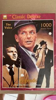 Rompecabezas Importado Frank Sinatra 1000 Piezas