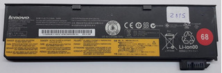 Bateria Lenovo Thinkpad T440s X240 X250 X260 (11.4v 24wh)
